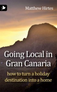Book Cover: Going Local in Gran Canaria