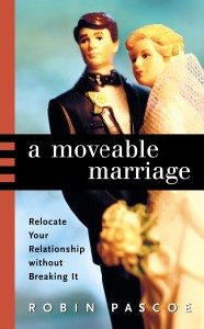 Book Cover: A Moveable Marriage