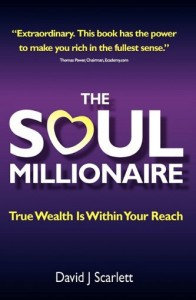 Book Cover: The Soul Millionaire
