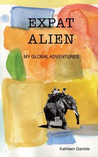 Book Cover: Expat Alien