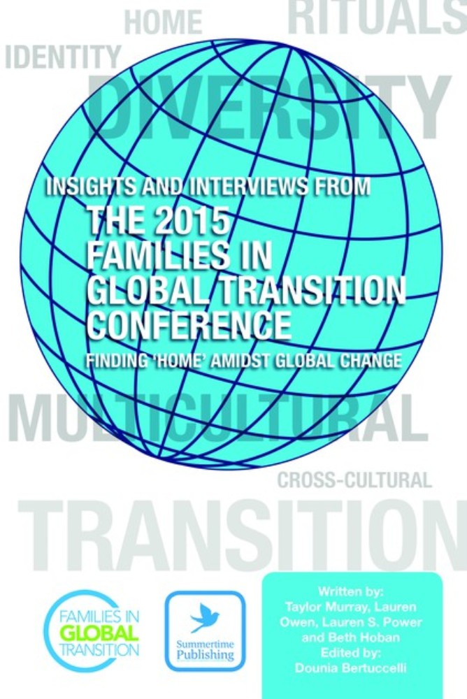 Book Cover: Insights and Interviews from the 2015 FIGT Conference
