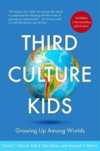 Book Cover: Third Culture Kids