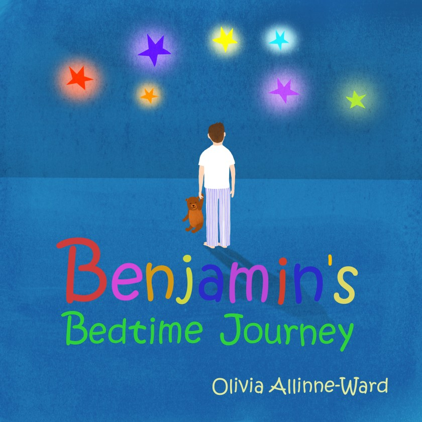 Book Cover: Benjamin's Bedtime Journey