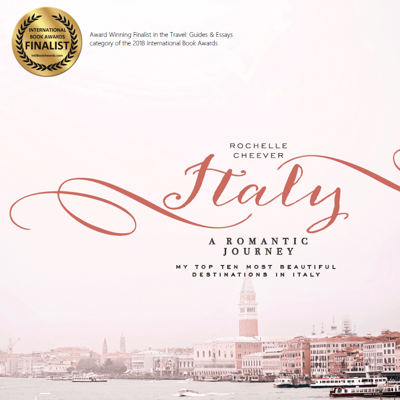 Book Cover: Italy, a Romantic Journey