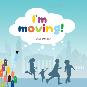 Book Cover: I'm Moving!