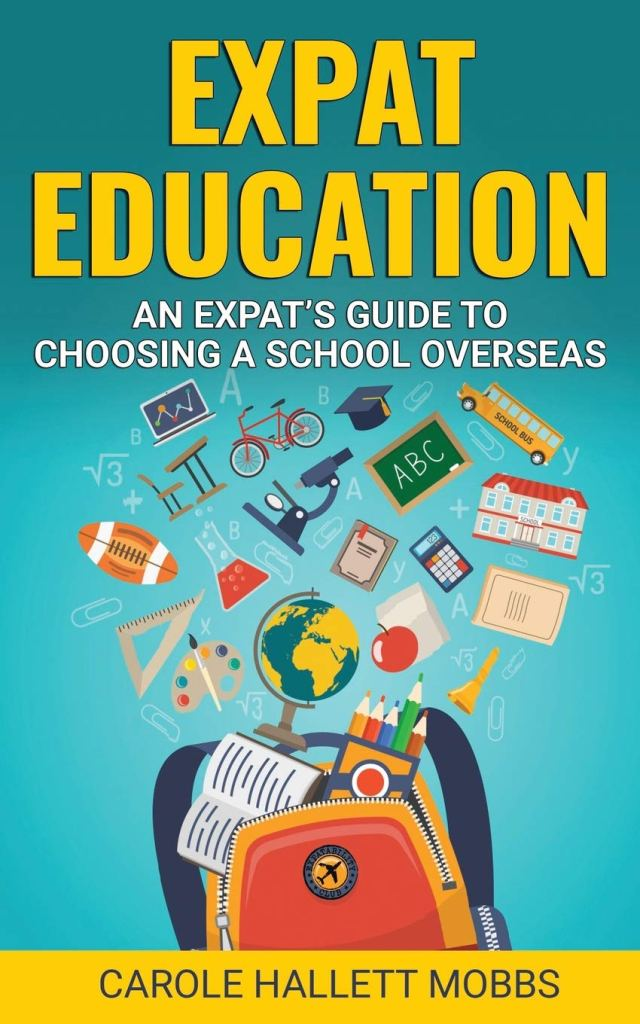 Book Cover: Expat Education
