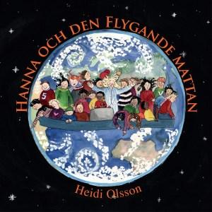 Book Cover: Hanna Och Den Flygande Mattan