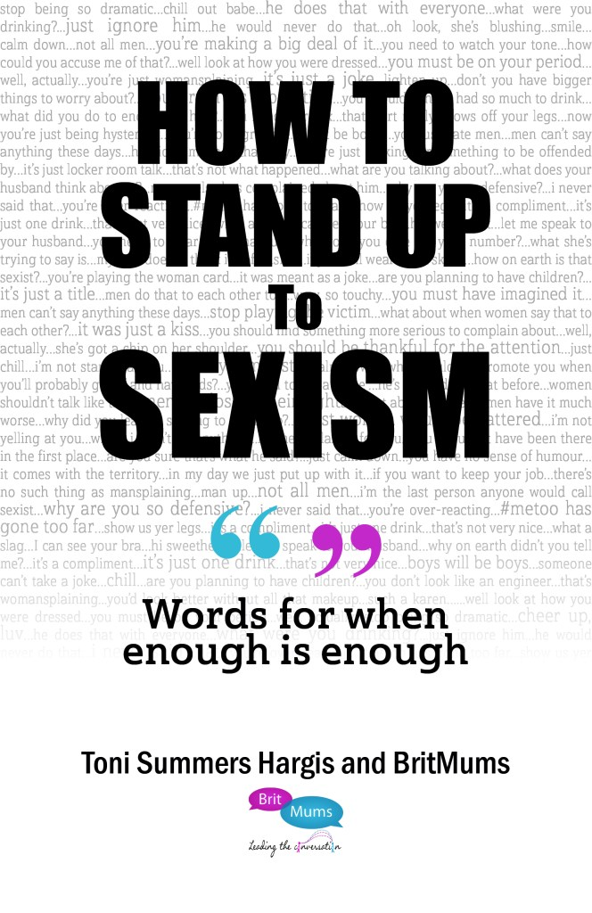 Book Cover: How to Stand Up to Sexism