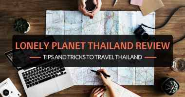 lonely planet thailand review