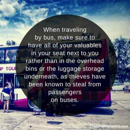 buses chiang mai