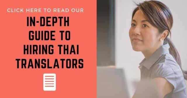hiring-thai-translators