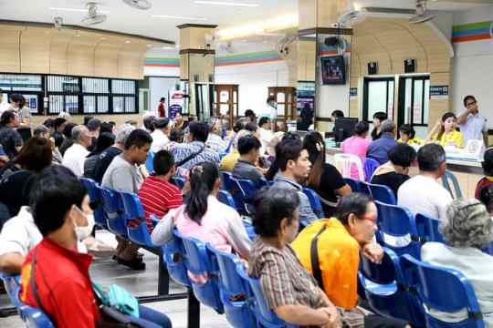 thai public hospital
