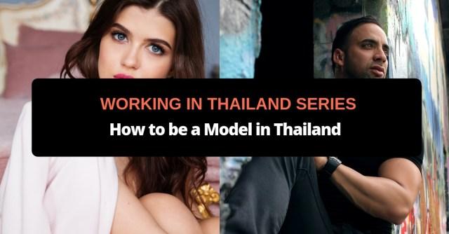 model in thailand