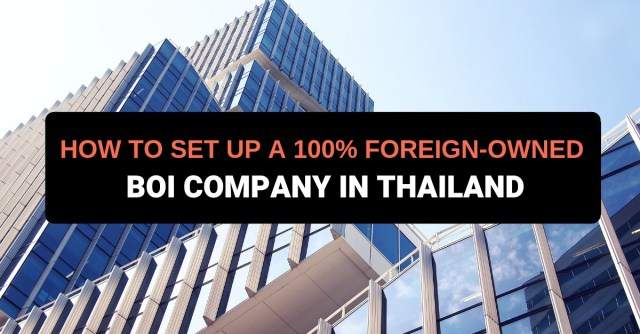 thailand board of investment