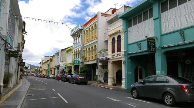 townhouse in Phuket