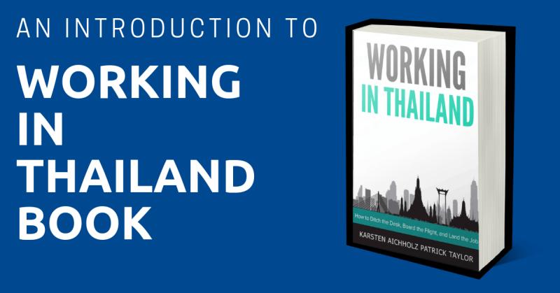 working in thailand book