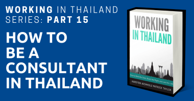 working in thailand consultant
