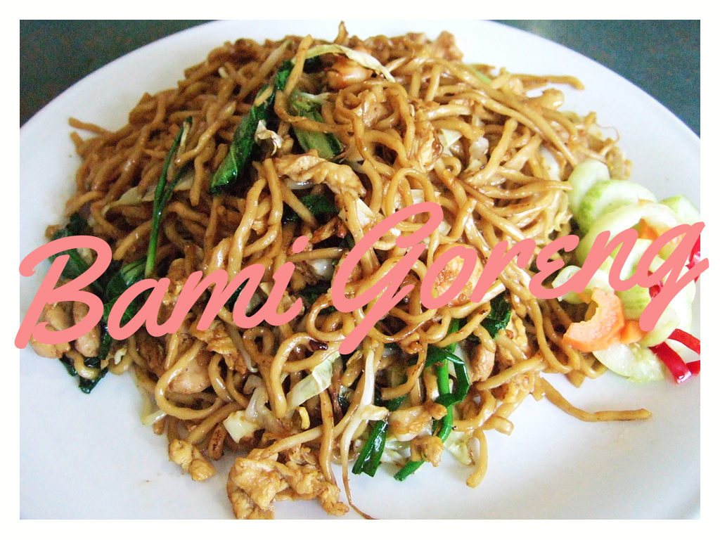 Top 10 Dutch foods: Bami Goreng
