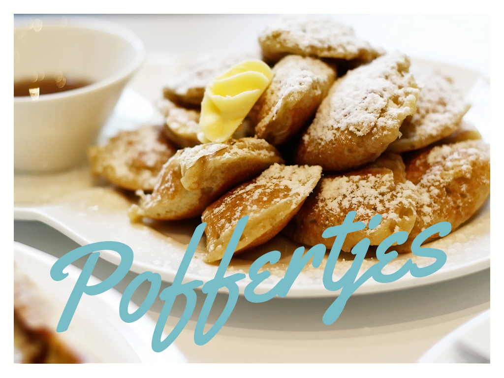 Top 10 Dutch foods: Poffertjes