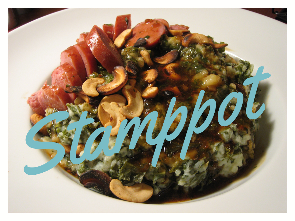 Top 10 Dutch foods: Stamppot