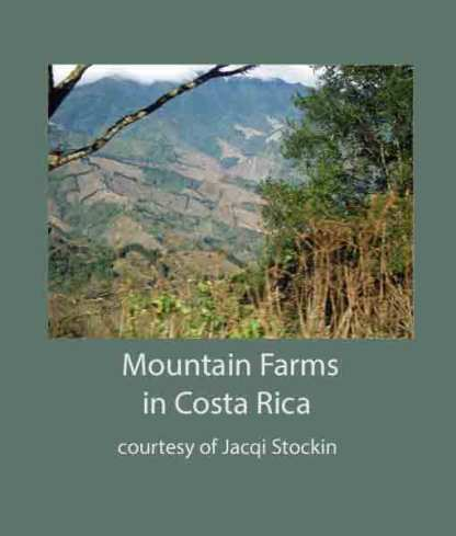 Mountain Farms in Costa Rica