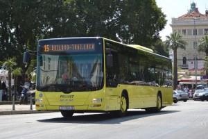 Split Bus System Promet
