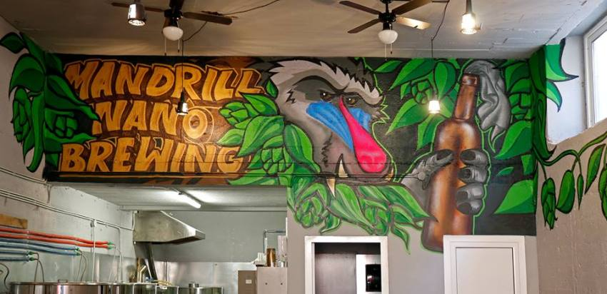 Mandrill Nano Brewery & Bar
