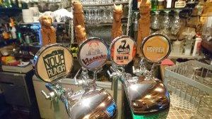 Sanctuary Bar Split - Beers