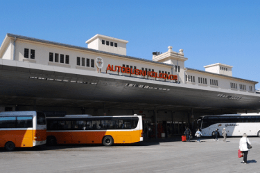 Public Transport by Bus in Dubrovnik