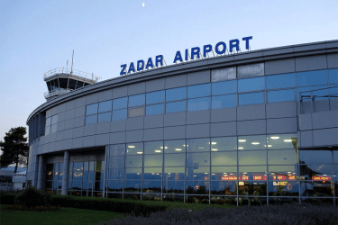 How to get to and from the Zadar-Zemunik Airport