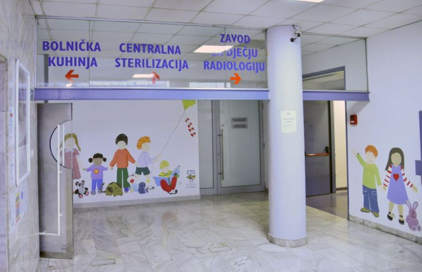 Children's Hospital Zagreb where you can volunteer