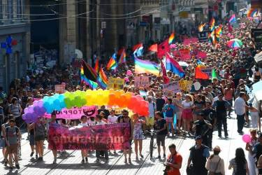 All the Pride Parades in Croatia