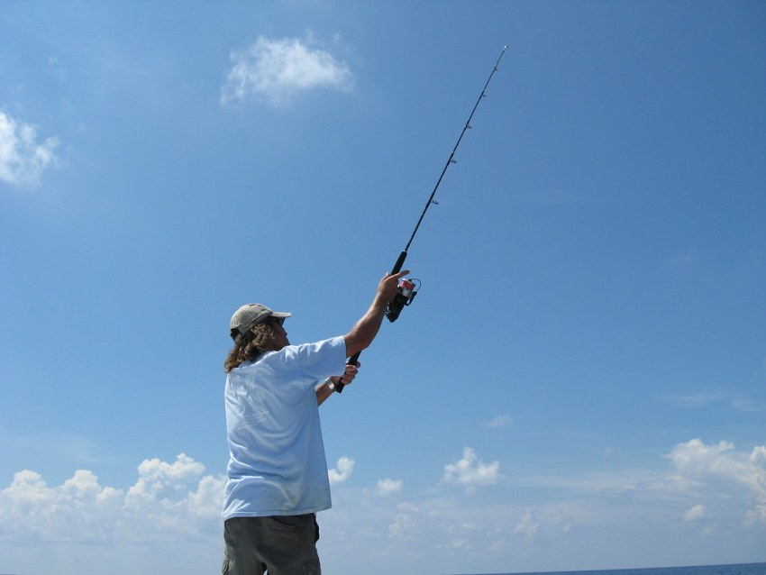 Adriatic sea fishing