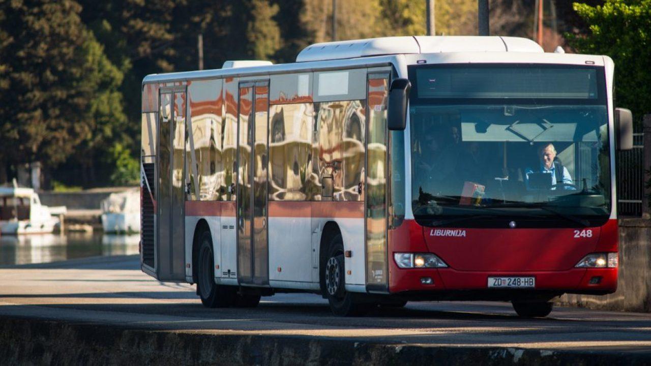 Liburnija Zadar S Public Bus System Expat In Croatia