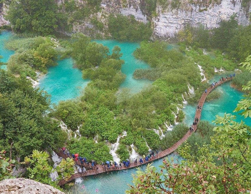 Nacionalni park plitvicka jezera