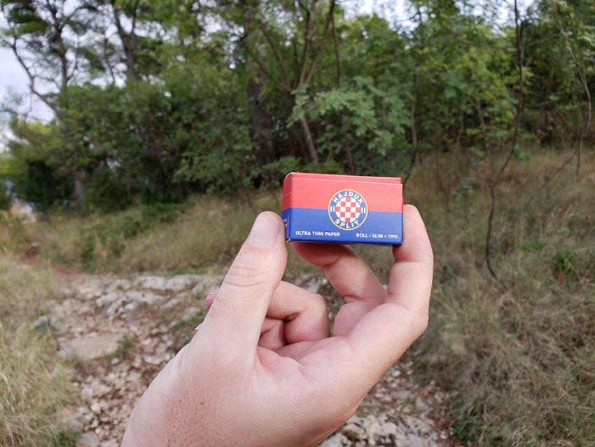 Hajduk rolling papers