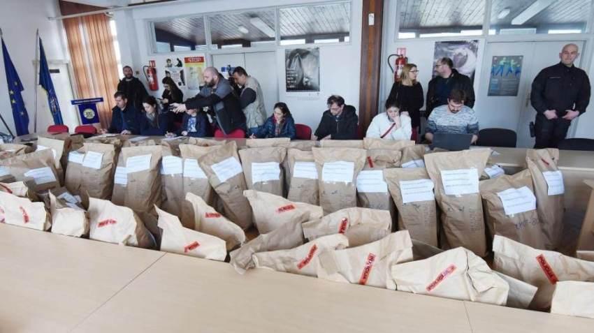 Seized drugs in Croatia