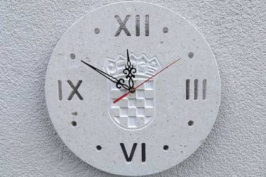 How to tell time (in Zagreb, Split, Istria, and Dubrovnik)