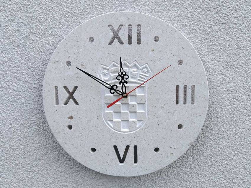 How to tell time in Croatia