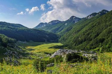 Via Dinarica Mega Trail
