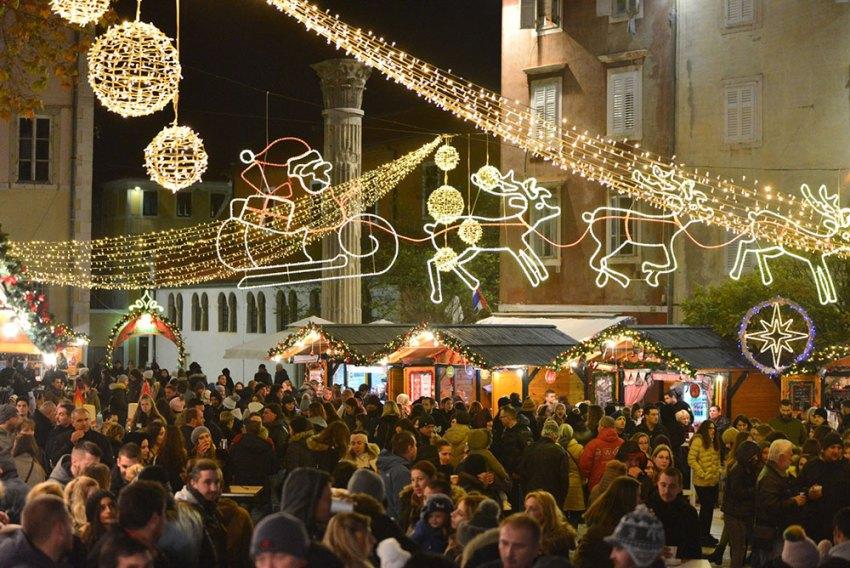 Advent in Zadar