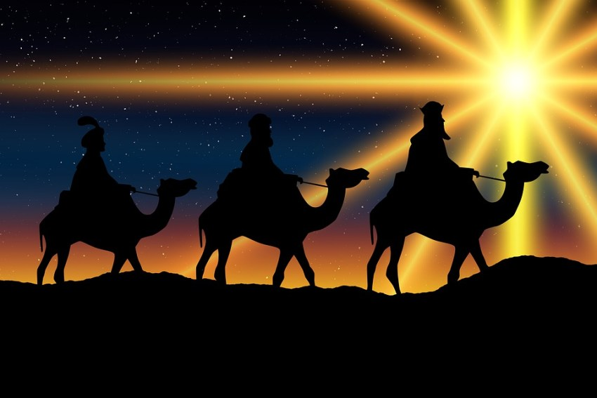 Three Kings - Epiphany holiday