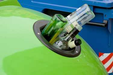 How to recycle glass in Croatia