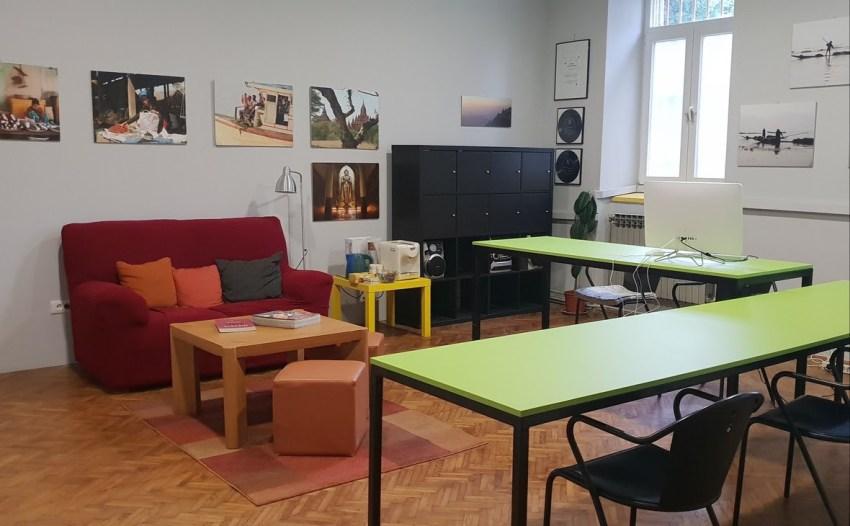 Klub Kotač Coworking Space in Pula