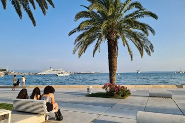 Good, bad and ugly signs that summer has arrived in Split, Croatia