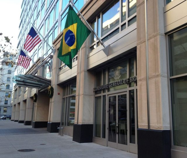 Consulate General of Brazil in Washington, DC
