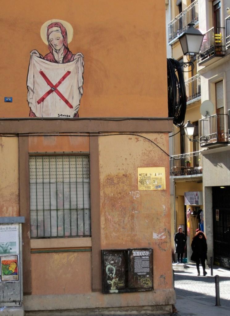 calle meson de paredes madrid