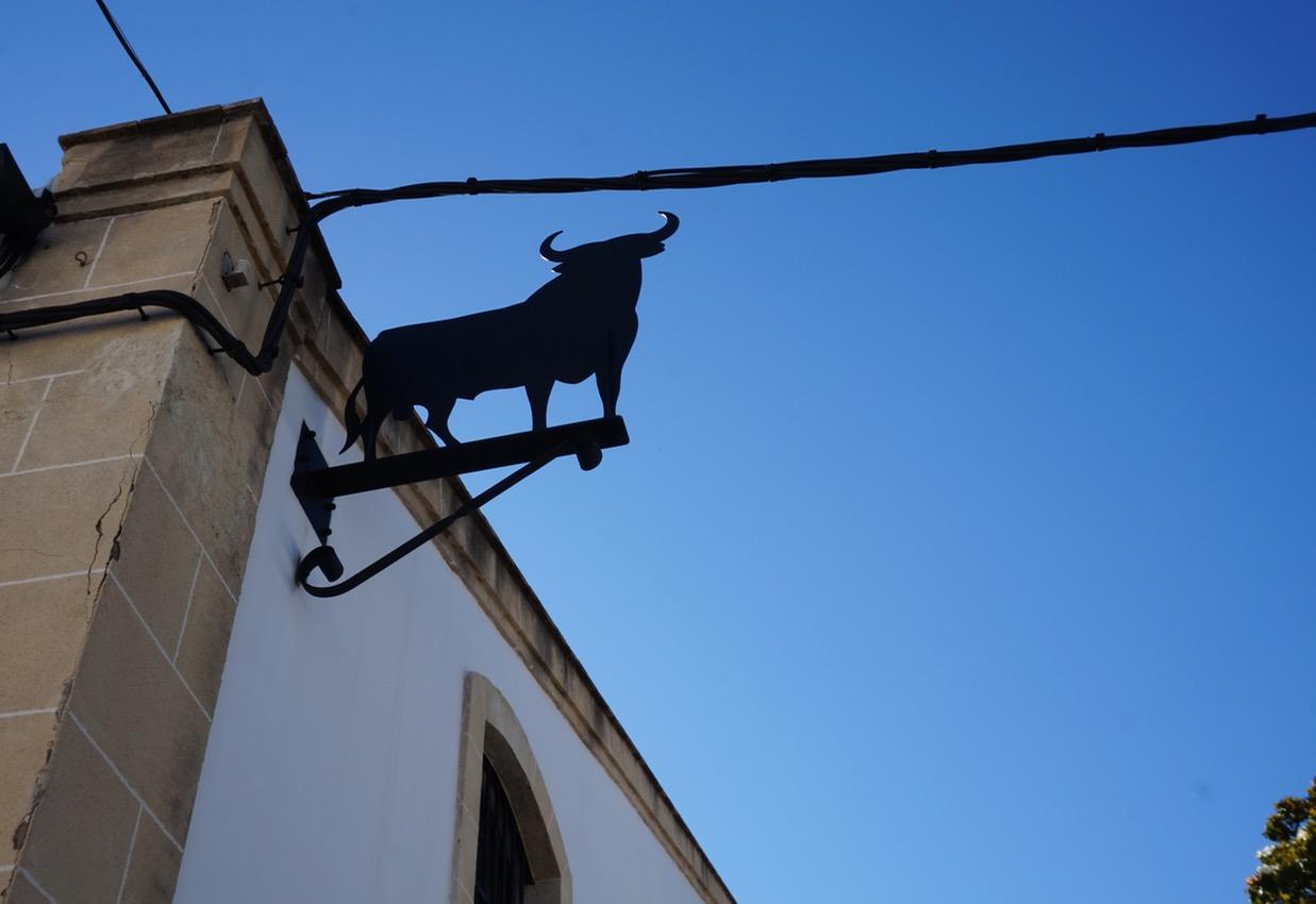 toro osborne puerto de santa maria