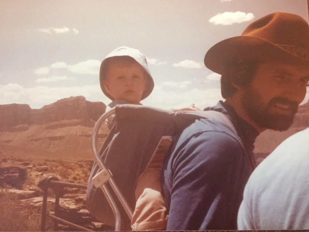 mr chorizo as a baby