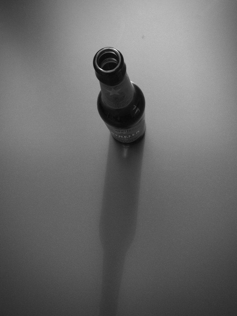 beer in barceloneta